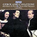 Sergio Vartolo Cavazzoni: Intavolatura, Libro Primo