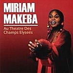 Miriam Makeba Au Theatre Des Champs Elysées