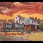 Joe West Blood Red Velvet
