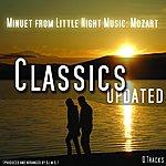 Wolfgang Amadeus Mozart Minuet From Little Night Music , Menuett Aus: Kleine Nachtmusik