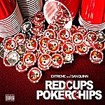 San Quinn Red Cups & Poker Chips