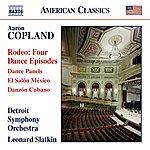 Detroit Symphony Orchestra Copland: Rodeo - Dance Panels - El Salón México - Danzón Cubano