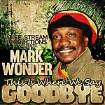 Mark Wonder This Is Where We Say Goodbye - Single