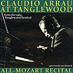 Claudio Arrau Claudio Arrau Live From The Tanglewood Festival