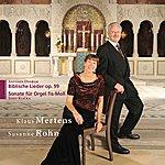 Antonin Dvorák Dvorak: 10 Biblical Songs - Klicka: Organ Sonata In F Sharp Minor