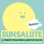 Cover Art: Brooklynvegan Presents Sun Salute: A Tribute To Katrina & The Waves And Walking On Sunshine