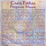 Craig Furkas Program Music
