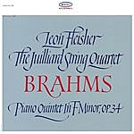 Leon Fleisher Brahms: Quintet For Piano And Strings In F Minor, Op. 34