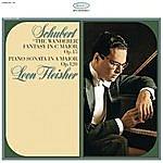 """Leon Fleisher Schubert: Fantasy For Piano In C Major, Op. 15, D. 760 """"Wandererfantasie""""; Sonata For Piano In A Major, Op. 120, D. 664"""