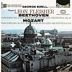 Leon Fleisher Beethoven: Concerto No. 4 In G Major For Piano And Orchestra, Op. 58; Mozart: Concerto No. 25 In C Major For Piano And Orchestra, K. 503
