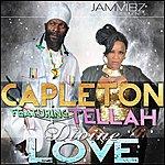 Capleton Divine Love (Feat. Tellah) - Single