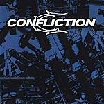 Confliction Blue Disc