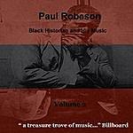 Paul Robeson Paul Robeson: Black Historian, Vol. 2