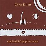 Chris Elliott Satellite, Ufo, Jet Plane, Or Star