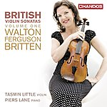 Piers Lane British Violin Sonatas, Vol. 1