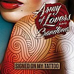Army Of Lovers Signed On My Tattoo