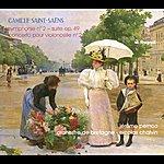 Camille Saint-Saëns Saint-Saens, C.: Symphony No. 2 / Cello Concerto No. 2 / Suite, Op. 49