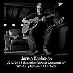 Jorma Kaukonen 2012-09-15 The Stephen Talkhouse, Amagansett, Ny (Live)
