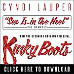 Cyndi Lauper Sex Is In The Heel (The Remixes)