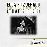 Ella Fitzgerald Anthologie 3 (That's Rich) [Live]