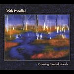 35th Parallel Crossing Painted Islands