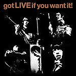 The Rolling Stones Got Live If You Want It! (Ep)