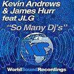 Kevin Andrews So Many Dj's (Feat. Jlg)