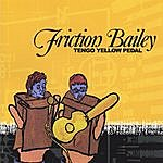 Friction Bailey Tengo Yellow Pedal