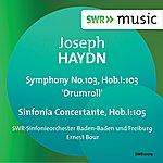 Ernest Bour Haydn: Symphony No. 103 - Sinfonia Concertante