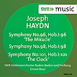 Ernest Bour Haydn: Symphonies Nos. 96, 98 & 101