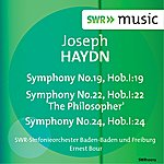 Ernest Bour Haydn: Symphonies Nos. 19, 22, 24