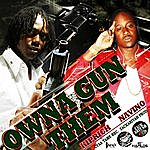 Kiprich Owna Gun Them - Single