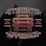 Strength Approach Roma Hardcore State Of Mind