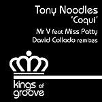 Tony Noodles Coqui
