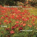 Laurent Wagschal Emmanuel: Les 6 Sonatines