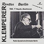 Otto Klemperer Klemperer Rarities: Berlin, Vol. 1
