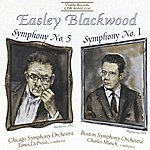 Charles Munch Blackwood: Symphonies Nos. 1 And 5