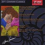 Maria Newman Maria Newman: Music For Piano, Book I