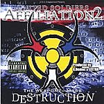United Soldiers Affiliation Tha Weaponz Of Mass Destruction (2-Discs)