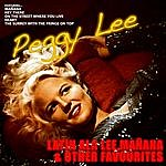 Peggy Lee Latin Ala Lee, Manana And Other Favourites