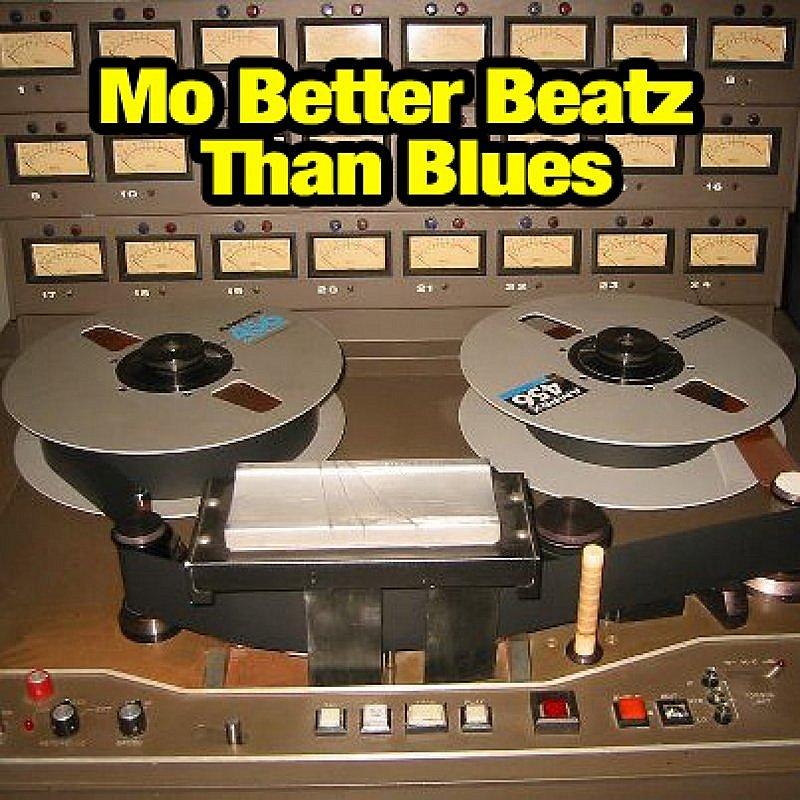Cover Art: Mo Better Beatz Than Blues