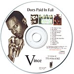 Vince Dues, Paid In Full