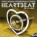 Tony Moran Heartbeat - The Gold Mixes