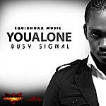 Busy Signal You Alone - Single