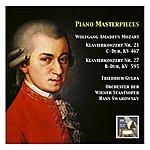Friedrich Gulda Piano Masterpieces: Friedrich Gulda, Vol.1 (Recordings 1962)