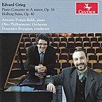 Antonio Pompa-Baldi Grieg: Piano Concerto In A Minor, Op. 16 - Holberg Suite, Op. 40