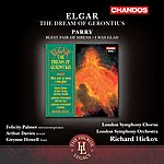 Richard Hickox Elgar: The Dream Of Gerontius - Parry: Blest Pair Of Sirens - I Was Glad