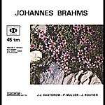Jacques Rouvier Johannes Brahms: Piano Trio No. 1 In B Major, Op. 8 (Revised Version, 1889)