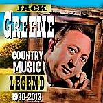 Jack Greene Country Music Legend 1930-2013