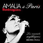 Amália Rodrigues Amália Rodrigues À Paris - Les Concerts Mythiques (Live)